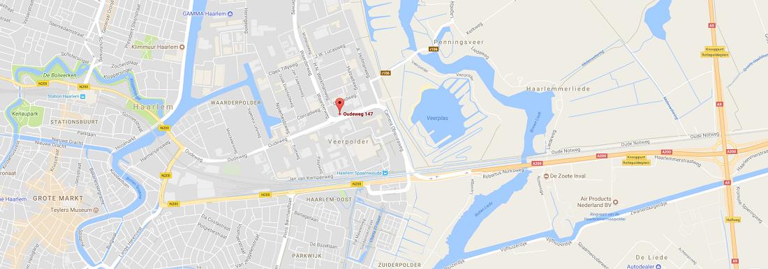 Sstroop Route Oudeweg