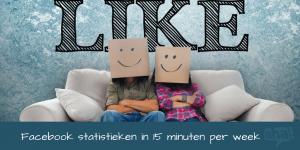 Facebook statistieken. Zo zie je in 15 minuten wat wel en niet werkt op je Facebook pagina