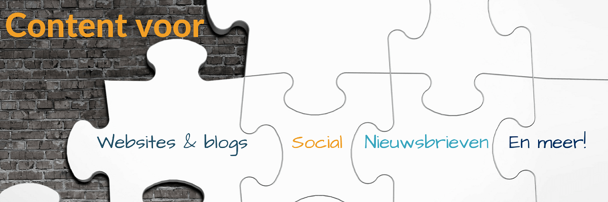 Met een content abonnement heb je altijd goede content voor je website, blog, social media of nieuwsbrief.