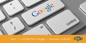 Content voor Google maken