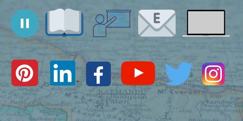 content mapping tips, voorbeelden en technieken