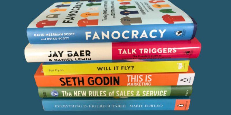 marketingboeken voor ondernemers en marketeers