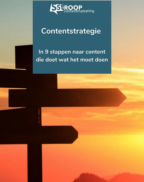 handleiding contentstrategie
