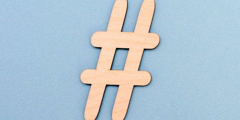 Ultieme checklist hashtags gebruiken