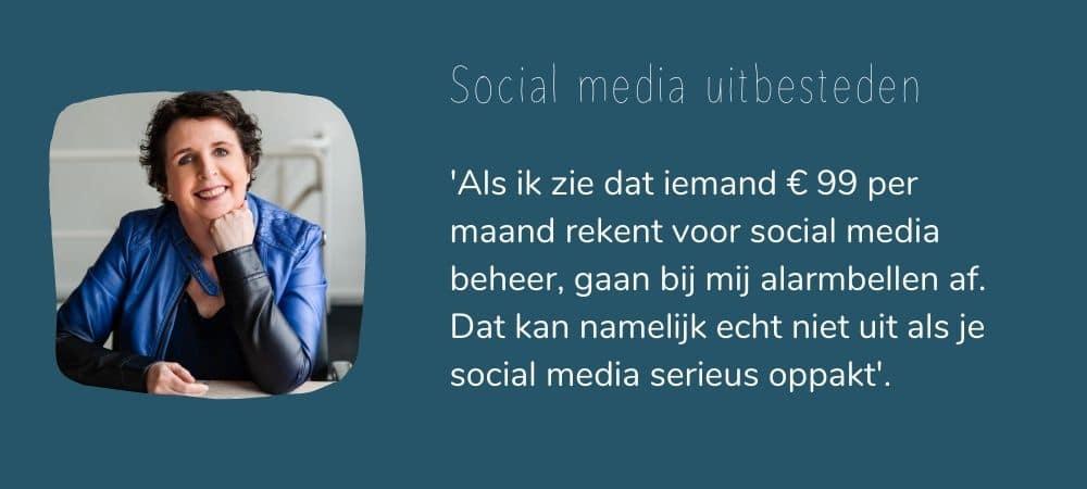 beheer social media uitbesteden. tips en inzichten.