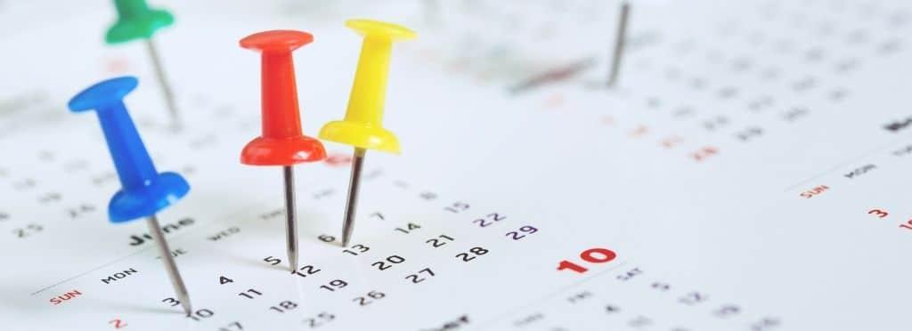 social media planning: bepaal de beste dagen en tijden waarop je content publiceert