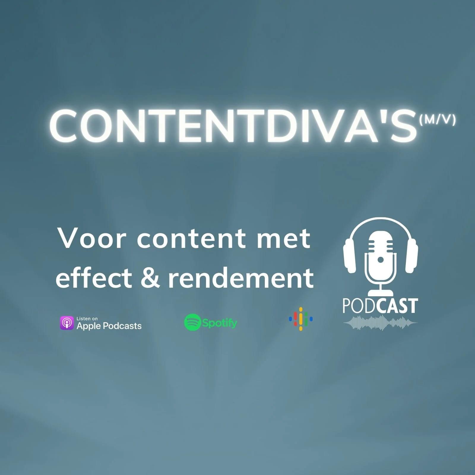 marketingpodcast Contentdiva's